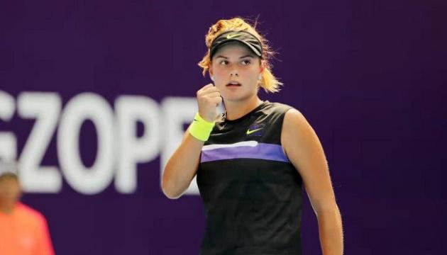 Визначилася суперниця Завацької в 1/4 фіналу турніру WTA в Ташкенті