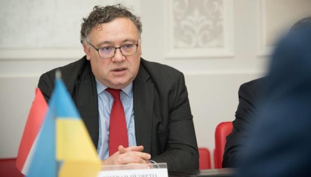 Блокирование комиссии Украина-НАТО не препятствует интеграции с Альянсом - посол Венгрии