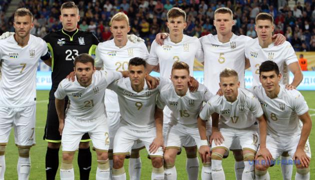 На матч Украина - Эстония в Запорожье продали все билеты