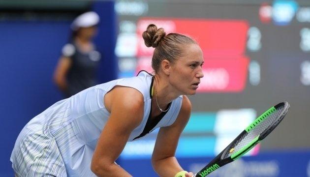 Бондаренко поступилася на старті парних змагань турніру WTA у Ташкенті