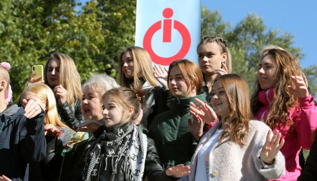 """""""Почути не можна побачити"""": у Харкові провели флешмоб до Міжнародного дня нечуючих"""