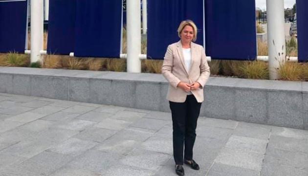 Коляда у Брюсселі обговорила ініціативи в рамках Трастового фонду НАТО