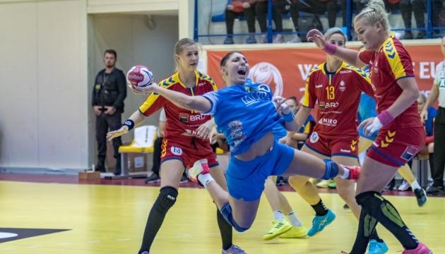 Гандбол: Украина проиграла Румынии на старте отбора на женский ЧЕ