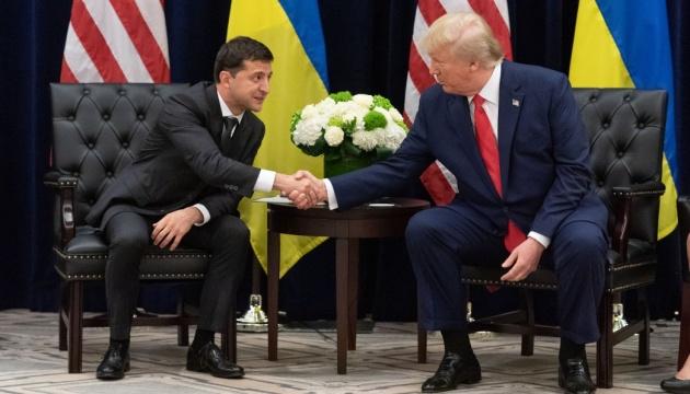 Скандальна розмова Трампа й Зеленського. Переклад українською