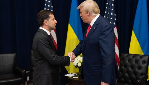 Трамп просив Зеленського залишити Луценка генпрокурором