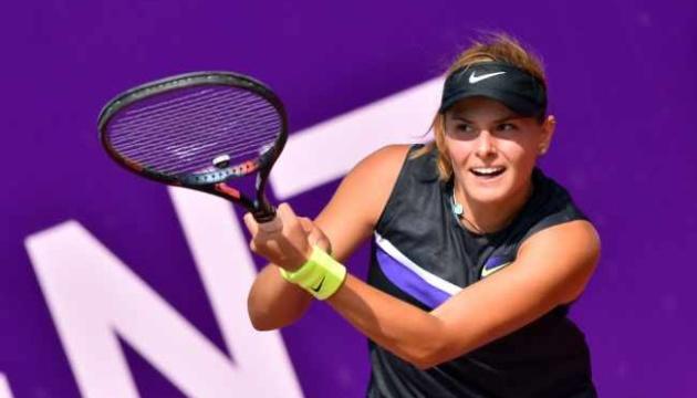 Завацька розгромила росіянку і вперше вийшла в півфінал турніру WTA