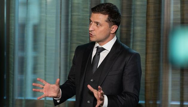 Російський пропагандист не зміг поставити запитання Зеленському