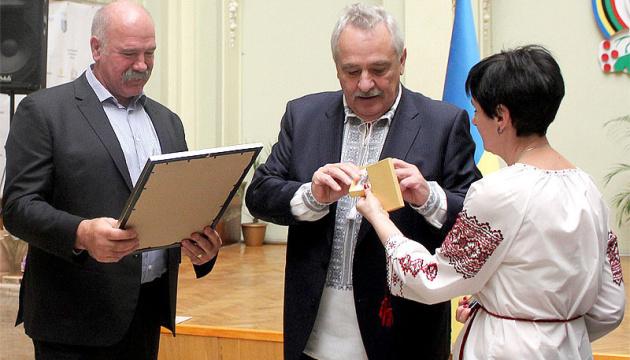 Брати Бабичі отримали Почесні відзнаки імені Івана Боберського