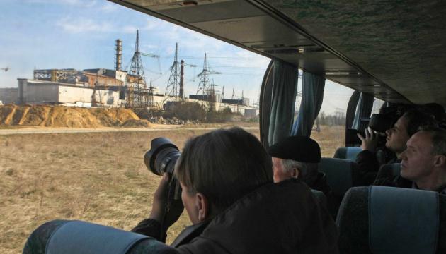 107.000 Touristen in Sperrzone von Tschornobyl