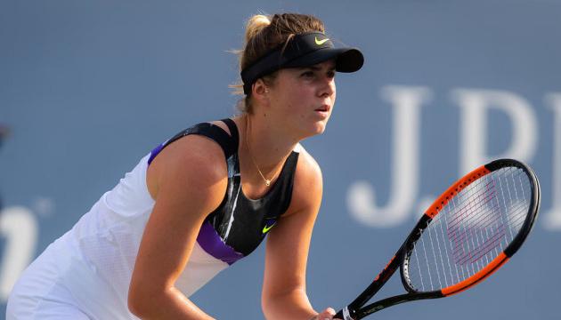 Світоліна поступилася американці у чвертьфіналі турніру WTA в Ухані