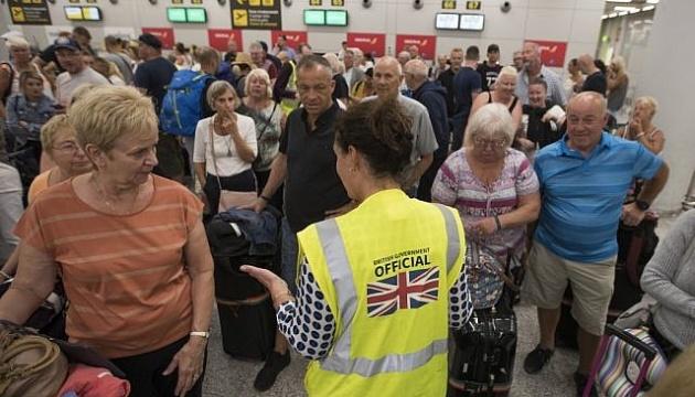 Усі клієнти збанкрутілого туроператора Thomas Cook повернулися до Британії