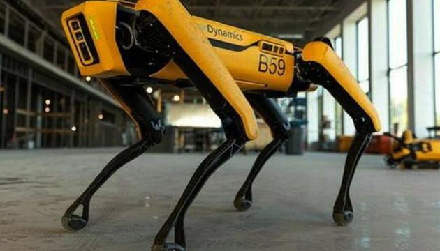Робопси Boston Dynamics станцювали під пісню BTS