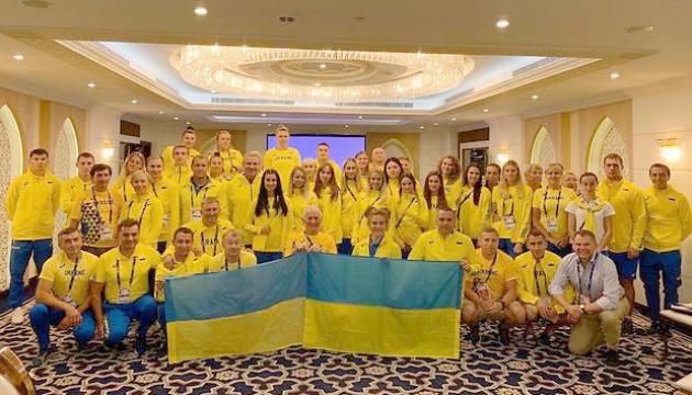 Бубка встретился с украинскими легкоатлетами перед чемпионатом мира