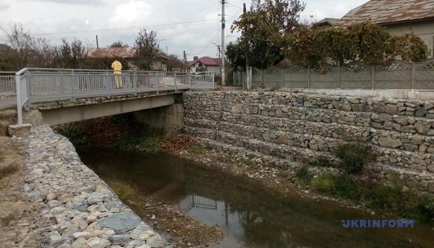 Ямницька тергромада взялася за берегоукріплення річки Павельче