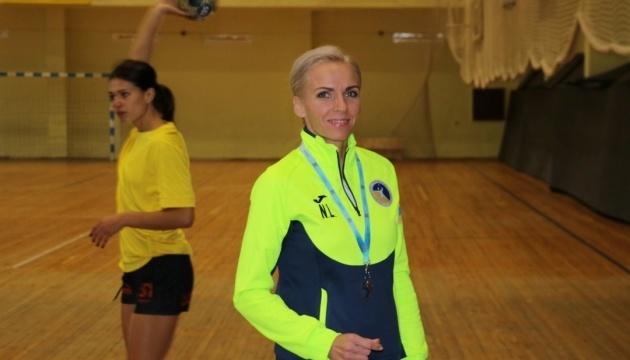Ляпіна: Українські гандболістки мають резерв перед грою з Польщею