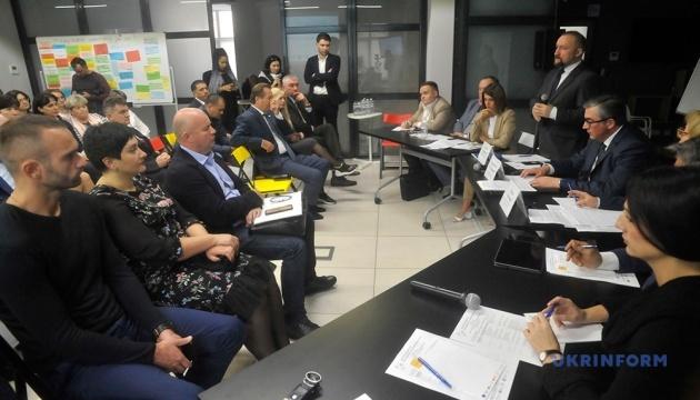 У Вінниці розповіли про перспективи законодавчого забезпечення децентралізації