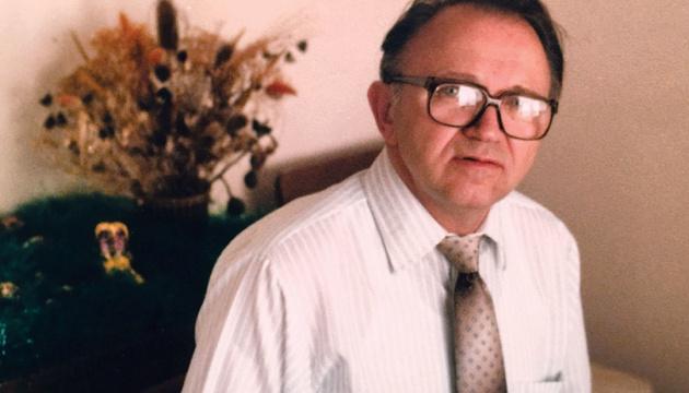 У США не стало провідного діяча ОУН, українознавця і науковця Дмитра Штогрина