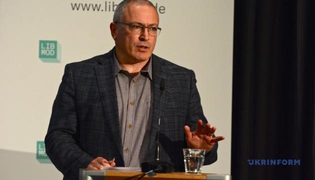 Ходорковський представив Європарламенту закриту доповідь про втручання Росії у справи ЄС