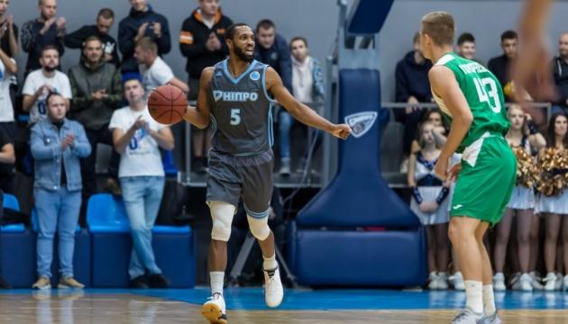 «Дніпро» обіграло «Харківських Соколів» на старті баскетбольної Суперліги
