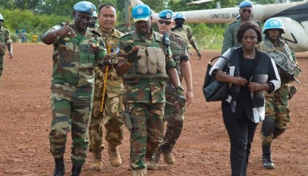 У ЦАР розбився гелікоптер місії ООН, троє загиблих