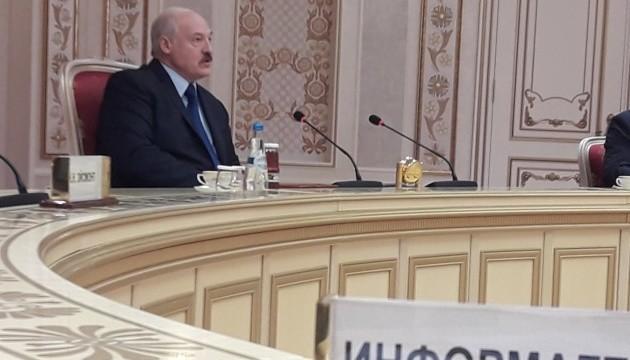 Дадзибао від Лукашенка