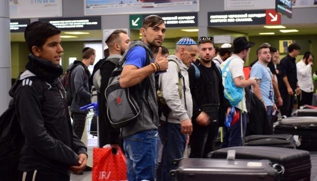 Pèlerinage à Ouman: Plus de 24 000 pèlerins hassidiques sont déjà arrivés en Ukraine ( photos)