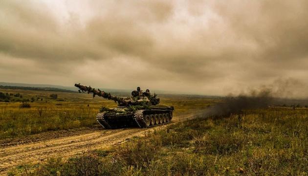 3600 військових та 600 одиниць техніки: на Львівщині завершилися навчання Rapid Trident