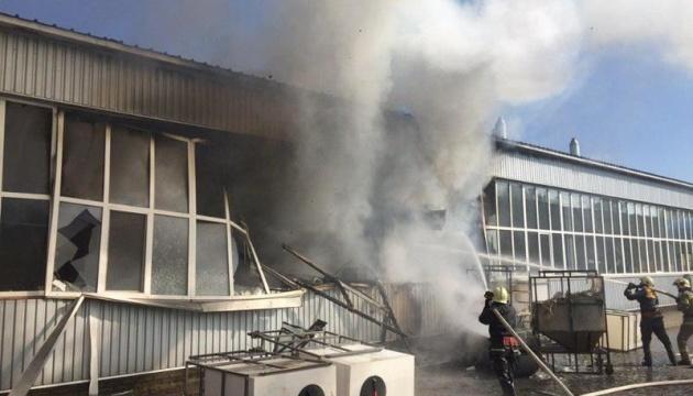 На заводе в Сумах произошел взрыв, 10 пострадавших