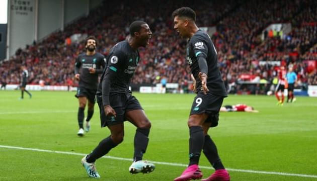 АПЛ: «Ліверпуль» виграв сьомий матч поспіль