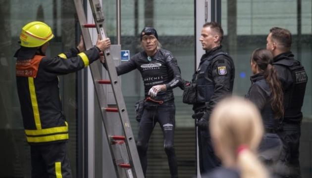 У Франкфурті поліція затримала