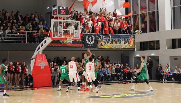 «Прометей» дебютував в баскетбольній Суперлізі з перемоги