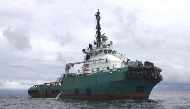 Исчезнувшее в Атлантике судно, на борту которого были украинцы, затонуло