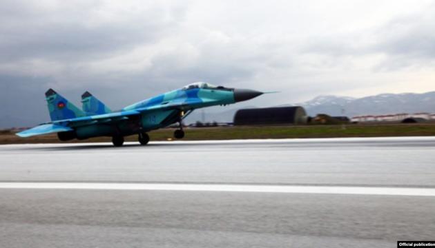 Словакия приостановила полеты советского истребителя после аварии МиГ-29