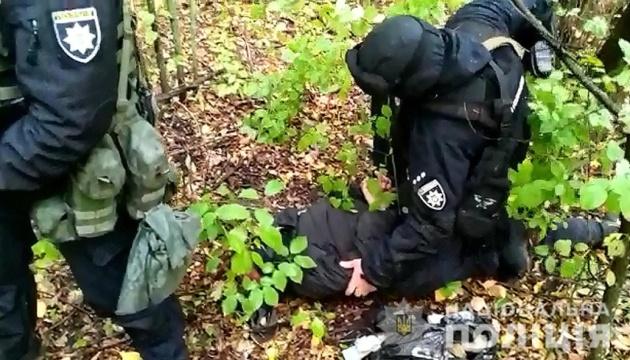 Добычей вооруженных грабителей на Черкасчине стали полмиллиона