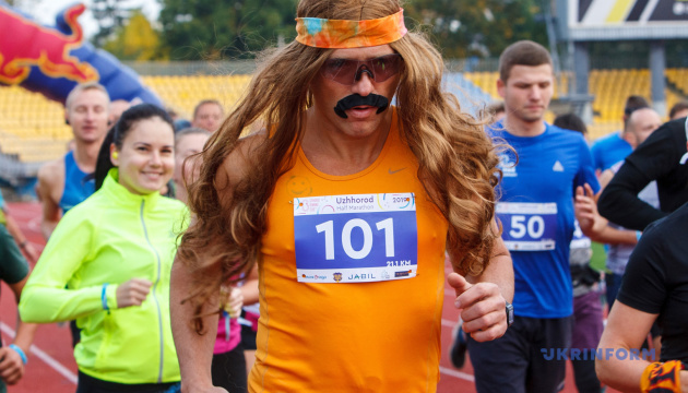 Учасники марафонів можуть не використовувати захисні маски - МОЗ