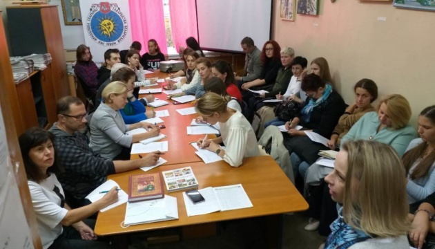 У Мінську запрацювали безкоштовні курси  української мови