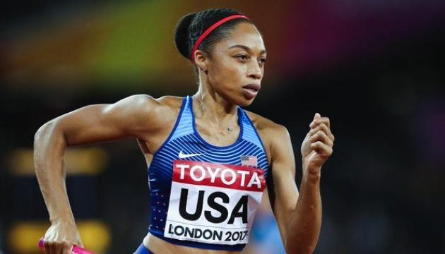 Американская легкоатлетка побила рекорд легендарного Усэйна Болта