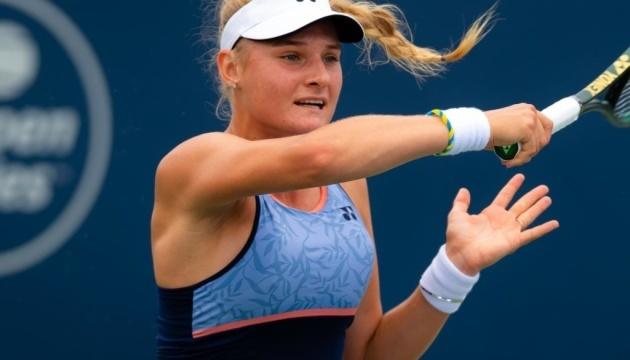 Ястремська вперше піднялася на 23 місце в рейтингу WTA