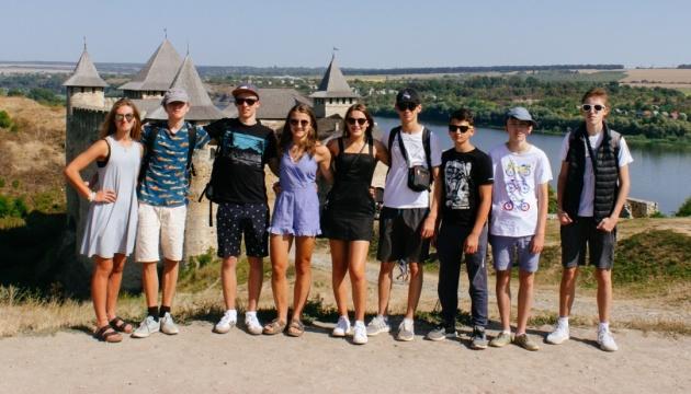 Школярі Канади відвідують Україну. Грандіозну, модерну, туристично привабливу