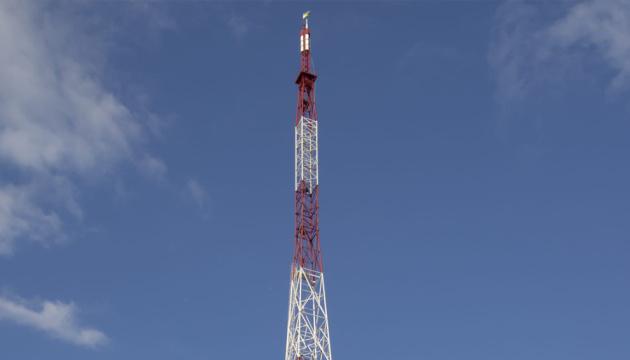 Україна транслюватиме у напрямку окупованого Донецька 20 радіостанцій і 16 телеканалів