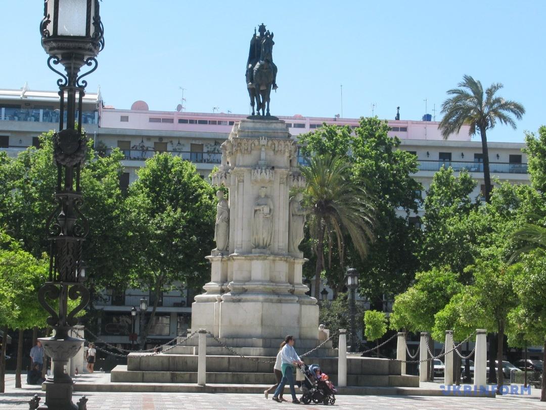 Фернандо ІІІ Святий (узяв Севілью від маврів)