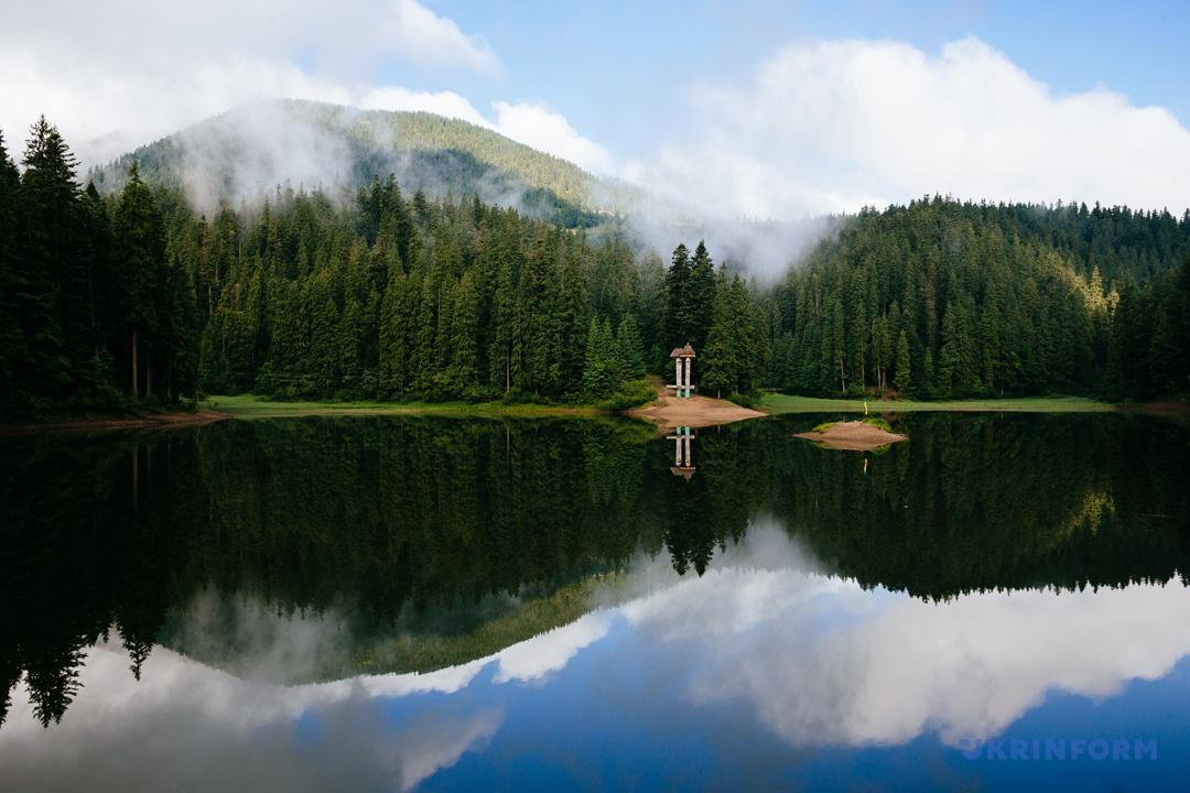 """Закарпатський """"Синевир"""": чарівнича краса та нецивілізована природа, фото-3"""