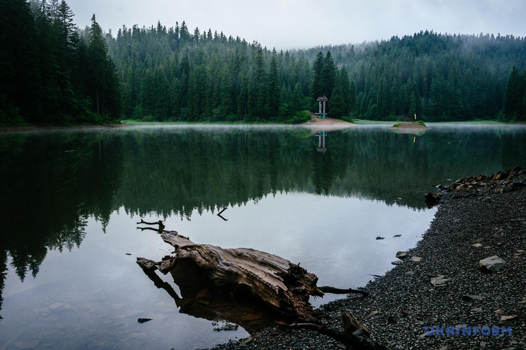 """Закарпатський """"Синевир"""": чарівнича краса та нецивілізована природа, фото-5"""