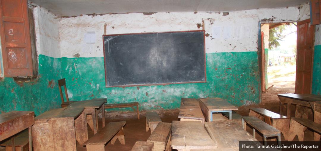 Школа у рідному селищі