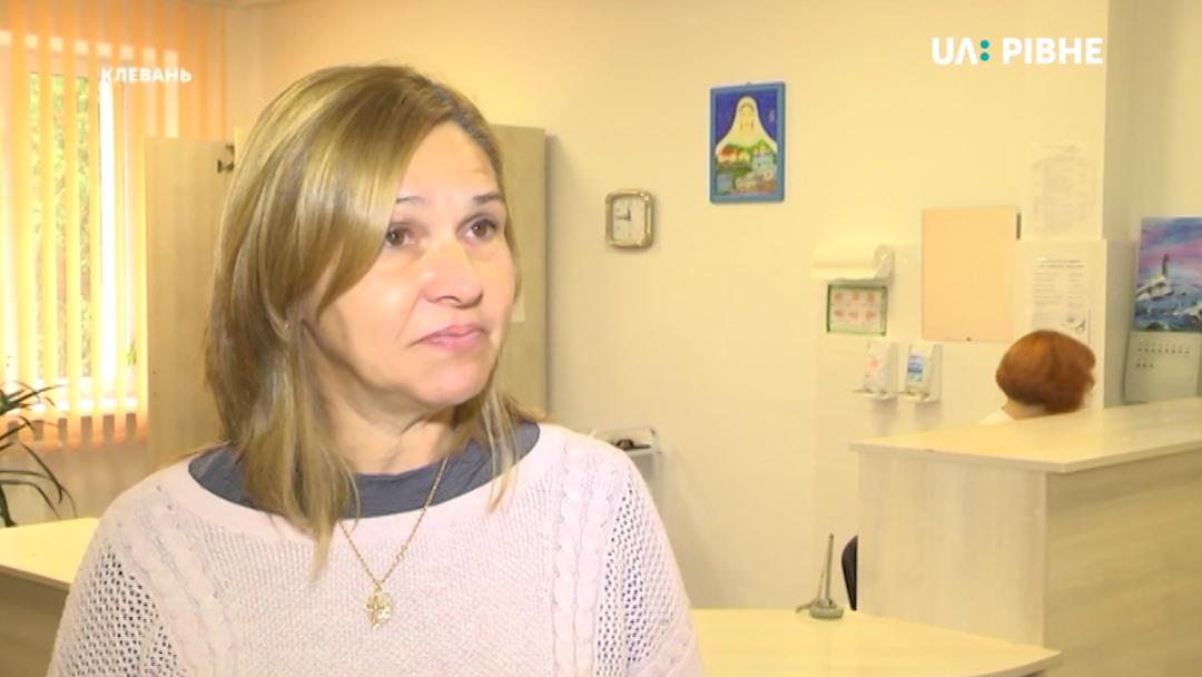 Президентка Ліги українок Канади Оксана Кузишин