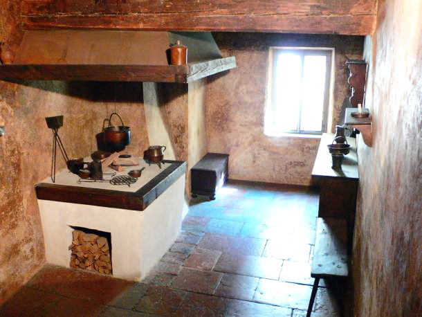 кухня (реставрация)