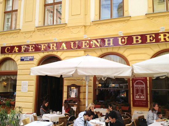 "18. ""Frauenhuber"", вид сбоку"