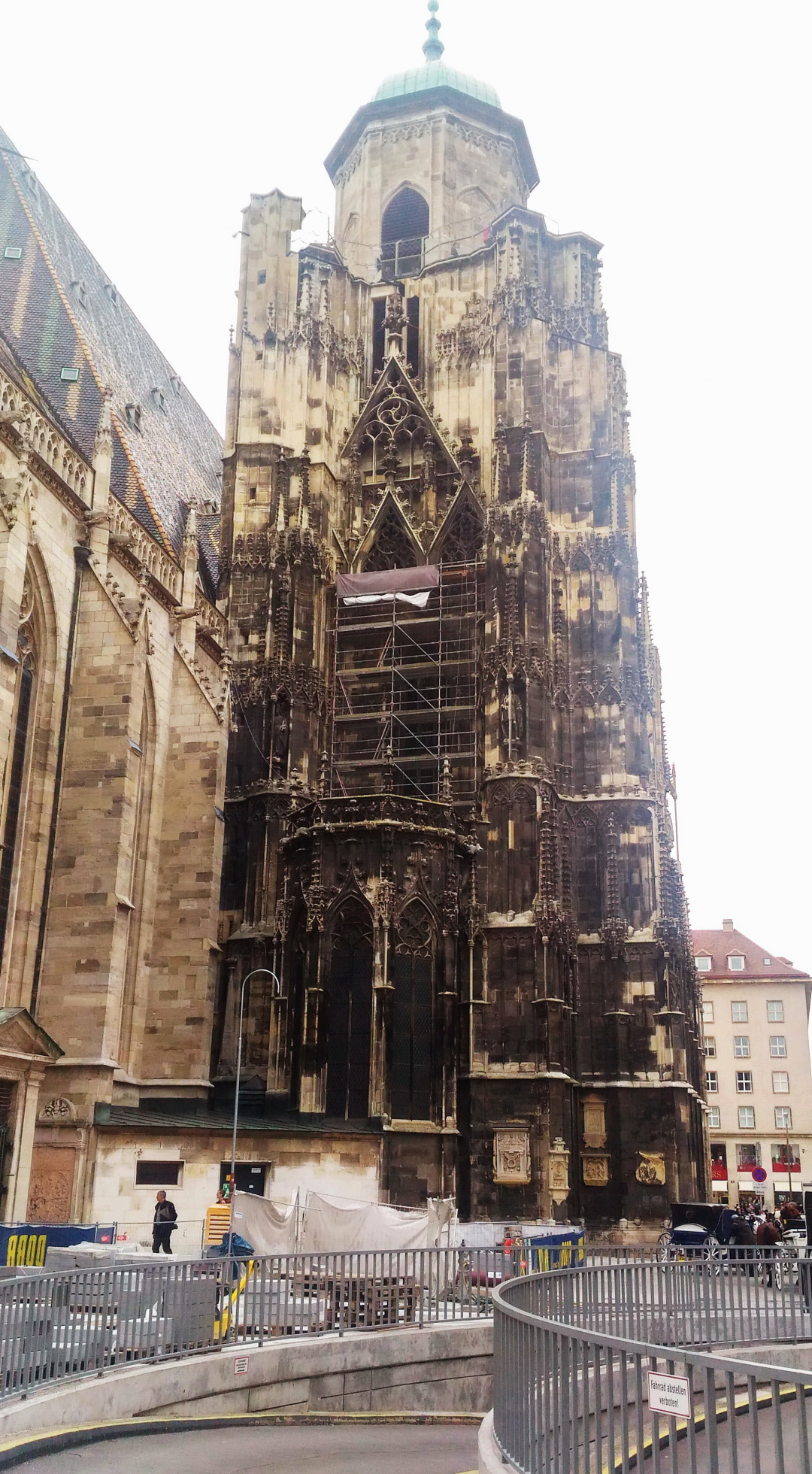 14. Собор Святого Штефана, где венчался и нде отпечали Моцарта