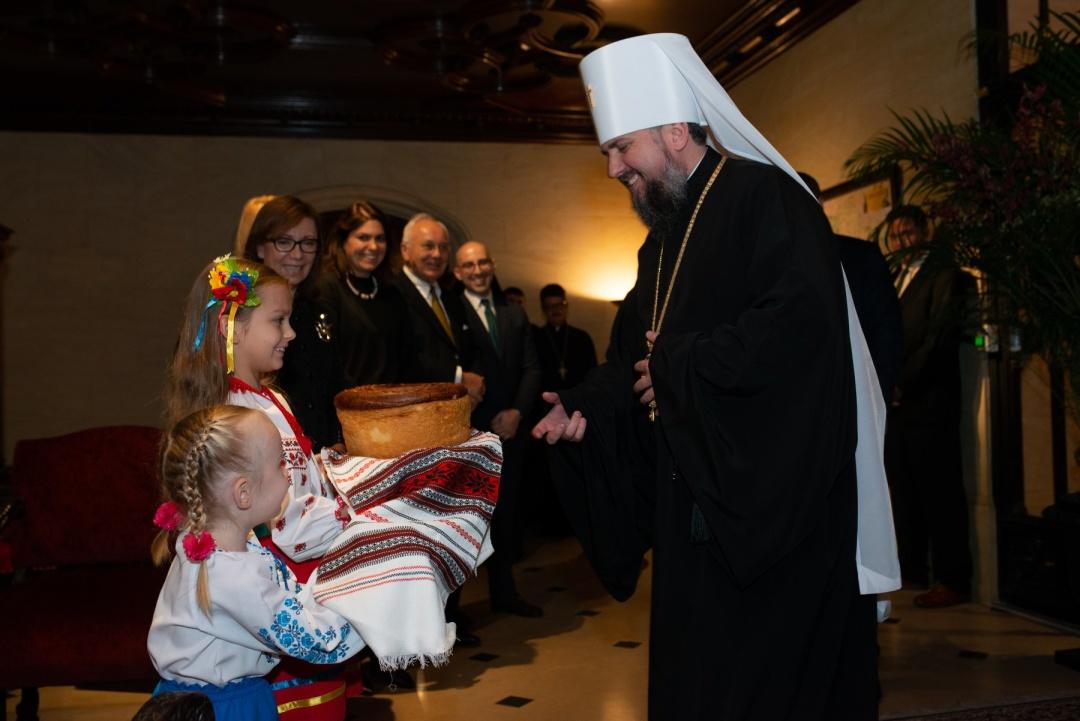 В Українському інституті Америки