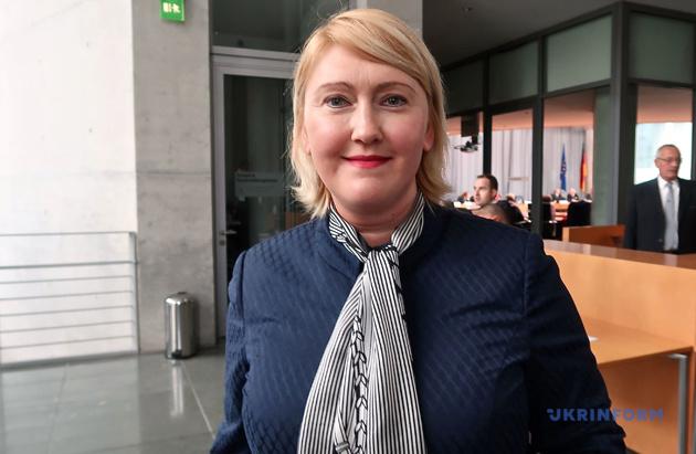 Українська активістка з Мюнхена Наталія Ткачук